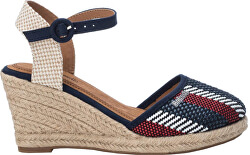 Dámske sandále Navy Pu Ladies Shoes
