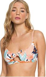Dámska plavková podprsenka Swim The Sea Bralette Peach Blush Bright Skies S