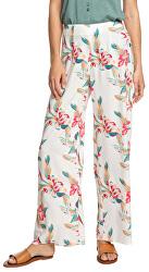 Pantaloni da donna Beside Me Snow White Tropic Call