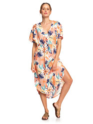 Női ruha Flamingo S hades Peach Blush Bright Skies