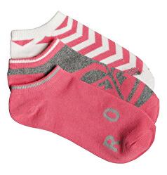 3 PACK - dámske ponožky Marshmallow