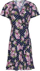 Dámské šaty 20102 Navy/Pink