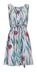 Dámské šaty 20121 White/Multi