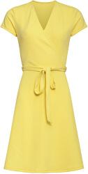 Dámské šaty 20259 Yellow