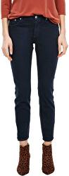 Dámské slim fit džíny 14.003.72.3524.58Z8 Dark steelblue denim