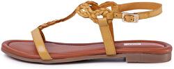 Dámske sandále Yellow