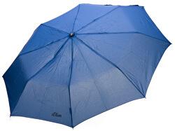 Dámský skládací mechanický deštník Fruit Coctail UNI - Blue