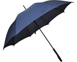 Palicový vystreľovací dáždnik City Uni Automatic - modrý