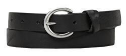 Cintura in pelle da donna 38.899.95.3688 9999 Black