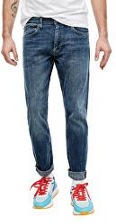 Pánske slim fit džínsy