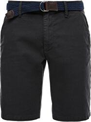 Pantaloni scurți pentru bărbați cu buzunare