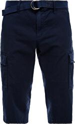 Pantaloni scurți pentru bărbați cu centură