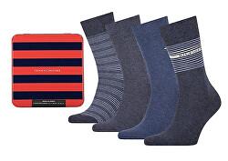 4 PACK - pánské ponožky