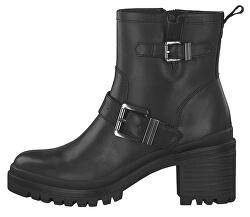 Dámské kotníkové boty Black