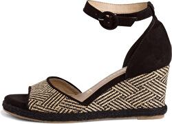 Dámske sandále Black Comb