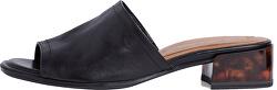 Papuci din piele pentru femei