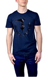 T-shirt in cotone Regular Fit U290-W001