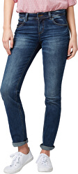 Dámske džínsy Straight Fit