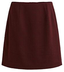 Dámska sukňa Violao NEW MINI SKIRT Tawny Port