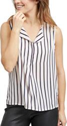 Dámska blúzka Lucy 14049452 snow white / brandied