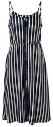 Dámske šaty Sasha Singlet Dress Noos Navy Blazer Snow White Coco