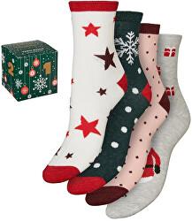4 PACK - dámské ponožky VMJOY