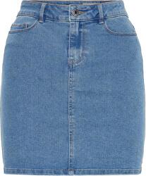 Fustă pentru femei VMHOT SEVEN 10231638 Light Blue