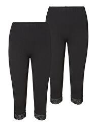 2 PACK - pantaloni scurți pentru femei VMMAXI