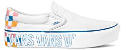 Adidași pentru femei UA Classic Slip-On P True White/Mult