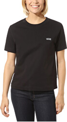 Dámske tričko WM Junior V Boxy Black