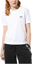 Dámske tričko WM Junior V Boxy White