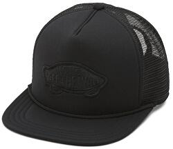 Capac pentru bărbați Classic Patch Trucker Black