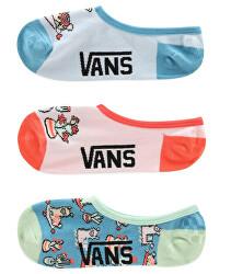 3 PACK - kotníkové ponožky 1
