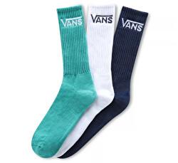 3 PACK - pánské ponožky Classic Crew
