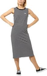Dámske šaty WM Mini Check Midi D Black