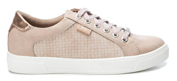 Sneakers da donna Nude Pu Ladies Shoes