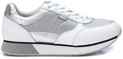 Dámské tenisky Silver Pu Combined Ladies Shoes