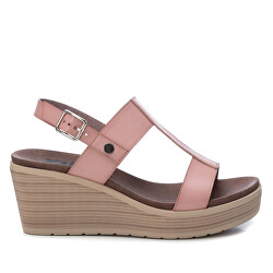 Dámske sandále Nude Pu Ladies Sandals