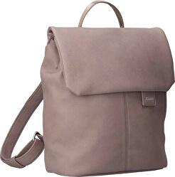 Dámský batoh Mademoiselle MR8-nubuk-taupe