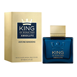 King Of Seduction Absolute - EDT