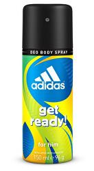 Get Ready! For Him - deodorante in spray