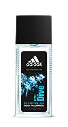 Ice Dive - deodorant s rozprašovačem