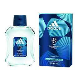 UEFA Champions League Dare Edition - voda po holení