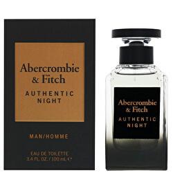 Authentic Night Man - EDT