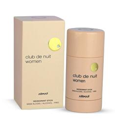Club De Nuit Women - tuhý deodorant