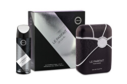 Le Parfait Pour Homme - EDT 100 ml + deodorant ve spreji 200 ml