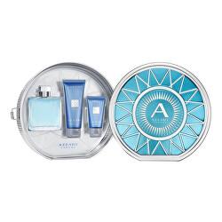 Chrome - EDT 100 ml + balzám po holení 50 ml + sprchový gel 100 ml