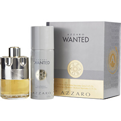Wanted - EDT 100 ml + deodorant ve spreji 150 ml