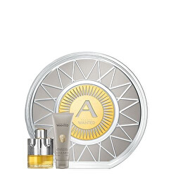 Wanted - EDT 100 ml + sprchový gel 100 ml