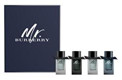 Collezione di miniature Mr. Burberry - EDP 5 ml + EDT 3 x 5 ml